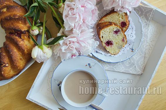 Приготовить творожный кекс в духовке фото рецепт