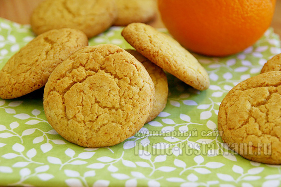 печенье с апельсином фото 10