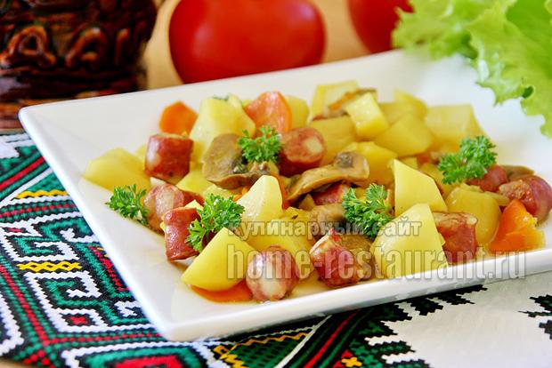 картошка в горшочках фото 10