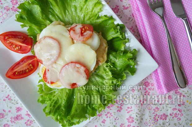 Рыба под шубой в духовке: рецепт с фото