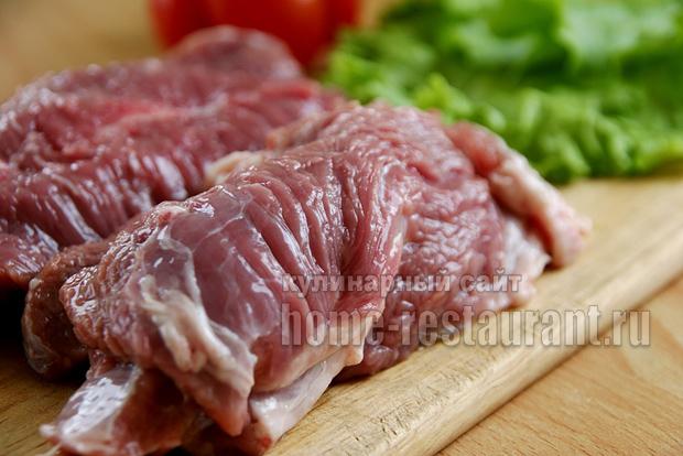 Паштет из мяса говядины в домашних условиях