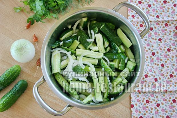 салат дамские пальчики рецепты с фото