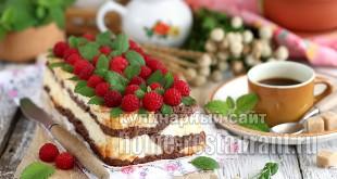творожная запеканка в духовке: пошаговый рецепт