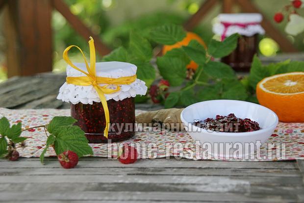 малиновое варенье с имбирем фото 10