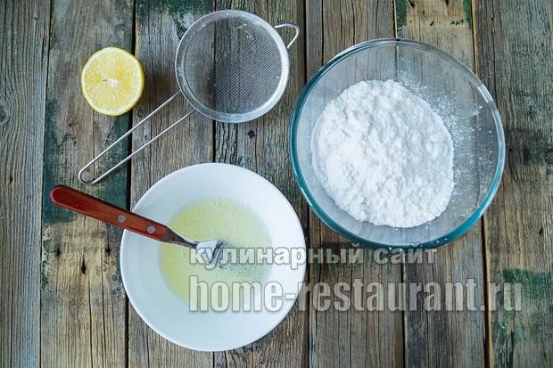 Имбирные пряники с глазурью- рецепт с фото _03