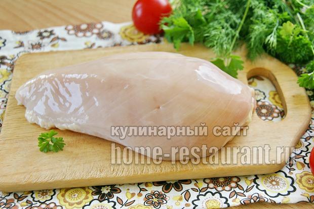 Куриные шашлычки на шпажках в духовке _2