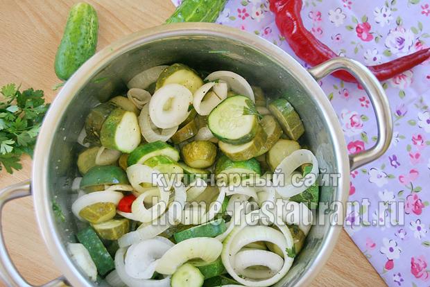 Латгальский салат фото 4