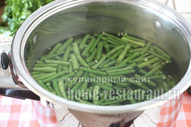 Спаржевая фасоль по-корейски рецепт с фото_06
