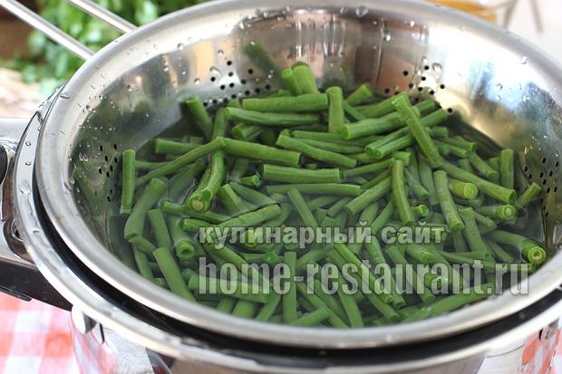 Спаржевая фасоль по-корейски рецепт с фото_07