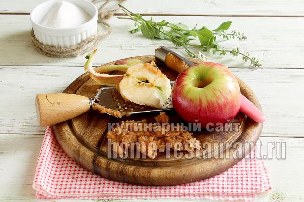 Варенье из слив и яблок простой рецепт фото_8