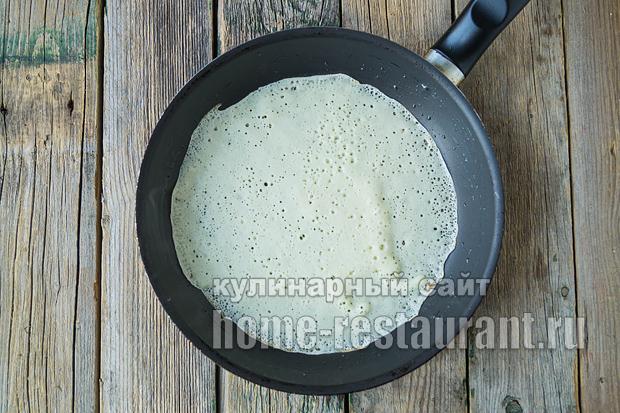дрожжевые блины на молоке рецепт с фото _01