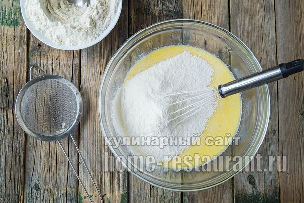 дрожжевые блины на молоке рецепт с фото _11