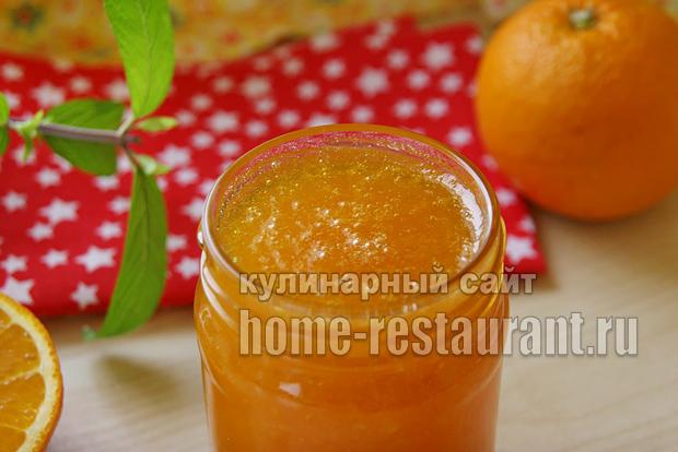варенье из апельсинов фото 12