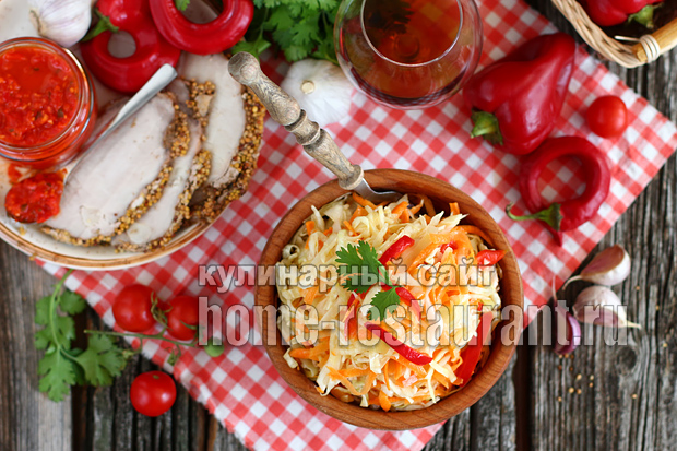 Капуста «Провансаль»: классический рецепт