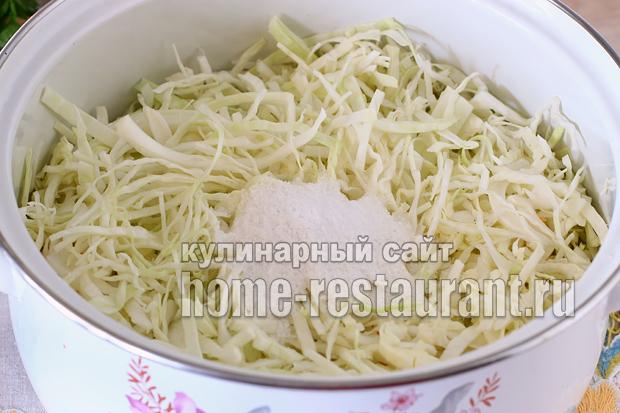 Капуста «Провансаль» классический рецепт_04