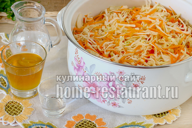 капуста провансаль старинный рецепт