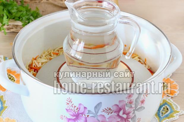 Капуста «Провансаль» классический рецепт_10