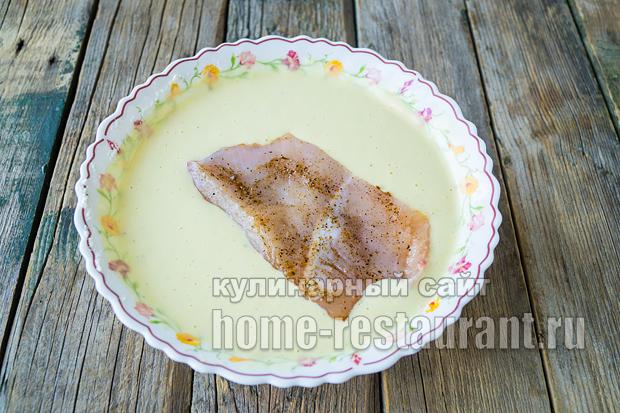 Куриные отбивные в кляре рецепт с фото_06