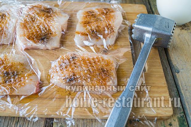Куриные отбивные в кляре рецепт с фото_12