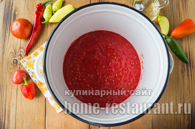 Лечо из болгарского перца «Пальчики оближешь» фото_07
