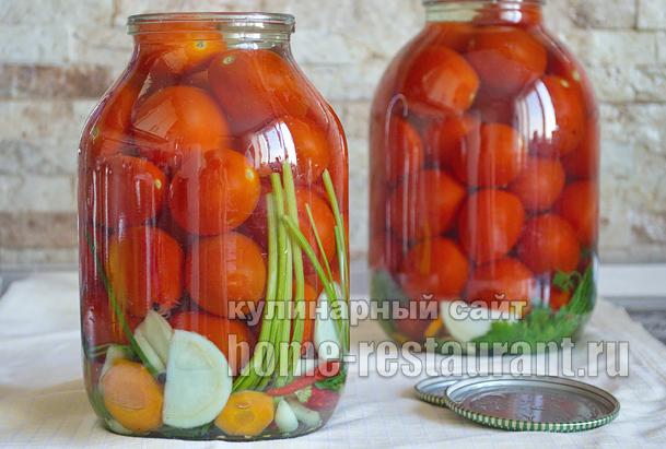 Маринованные помидоры пальчики оближешь рецепт с фото_08