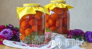Маринованные помидоры пальчики оближешь рецепт с фото_10