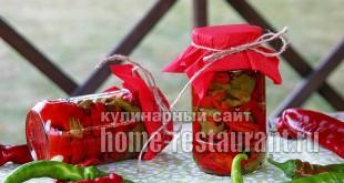Перец горький маринованный на зиму фото_03