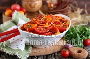 Помидоры по-корейски рецепт с фото_02
