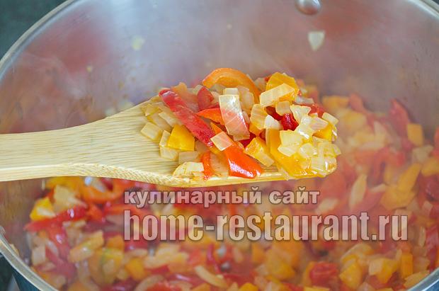 Салат из баклажанов на зиму с рисом фото_09