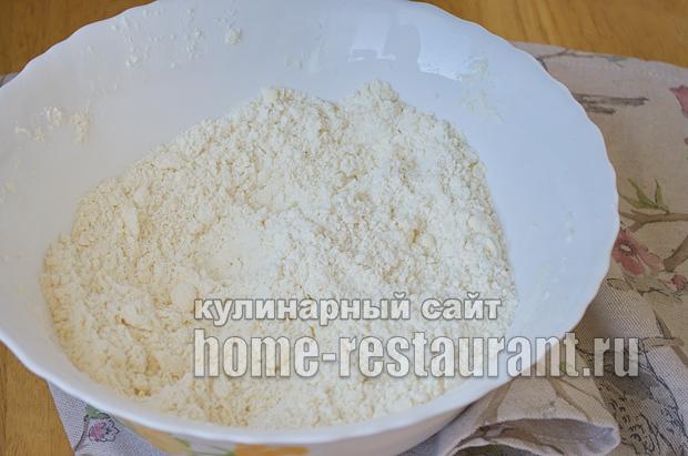 Как приготовить тертый пирог с вареньем рецепт фото на маргарине
