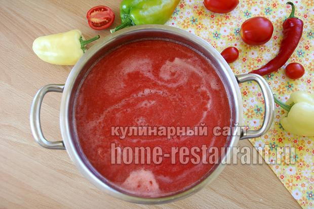 томатный сок с перцем фото 3