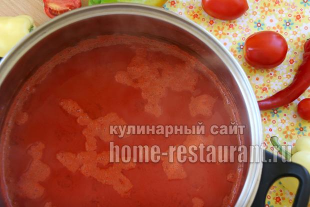 томатный сок с перцем фото 4