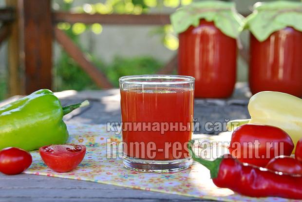 томатный сок с перцем фото 8