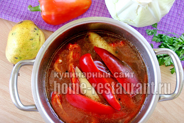 закуска из болгарского перца фото 4