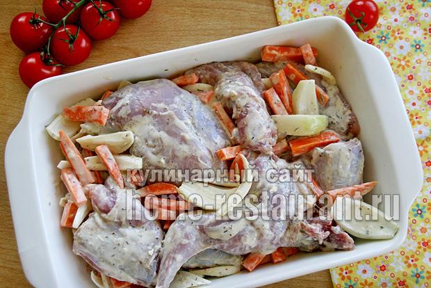 Котлеты из кролика рецепты в духовке