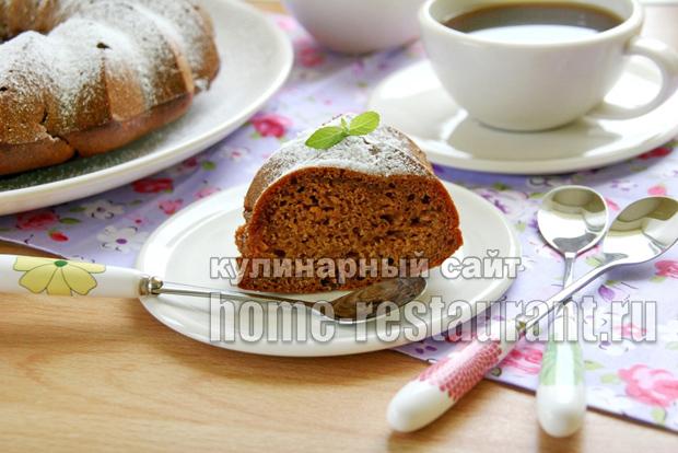 Пирог с вареньем на скорую руку- рецепт с фото пошагово _04