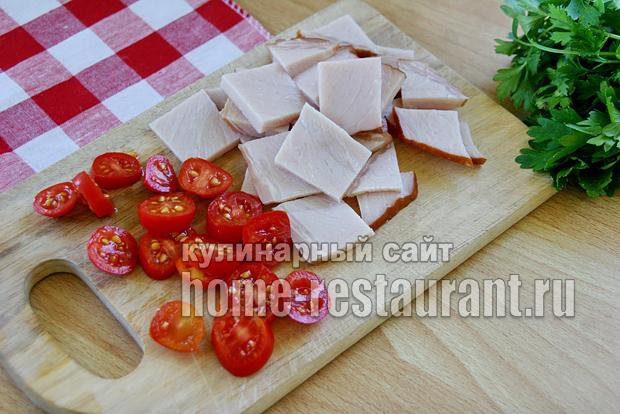 пицца быстрого приготовления на сковороде за 10 минут пошаговый рецепт