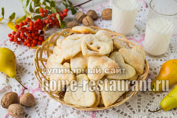 Печенье на пиве: рецепт с фото