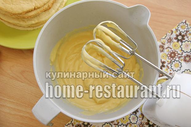 Песочный торт рецепт пошагово в домашних условиях 75