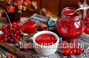 варенье из калины рецепт с фото_11