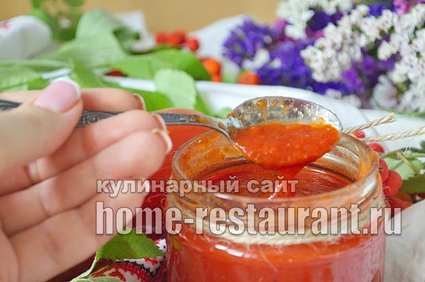 Соус барбекю рецепт