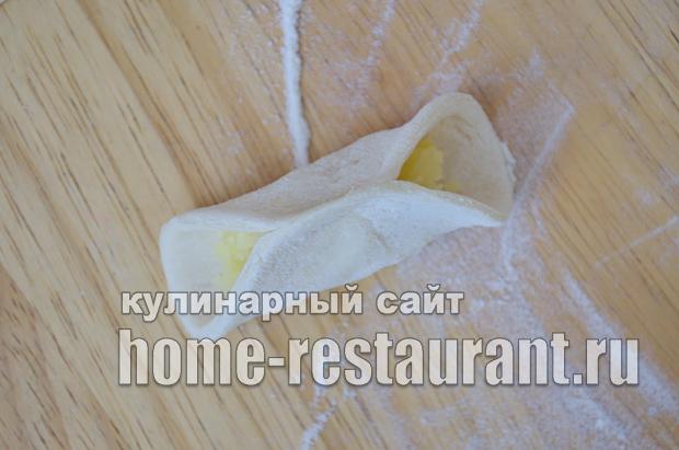 вареники с картошкой  фото  _18