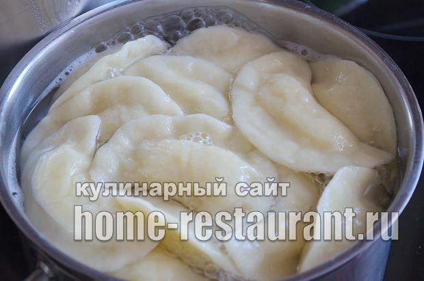 вареники с картошкой  фото  _22