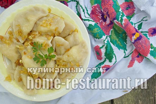 вареники с картошкой фото _24
