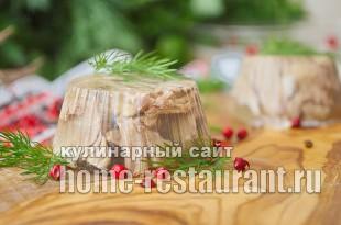 холодец рецепт с фото пошагово _17