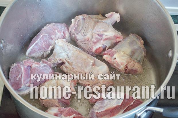 рецепты приготовления шурпы из баранины