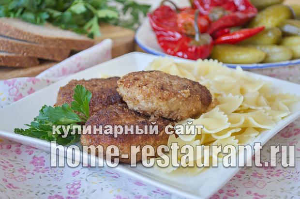 Жареные пирожки с картошкой и курицей рецепт