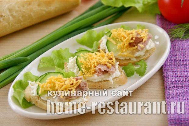 Бутерброды с тунцом консервированным фото_03