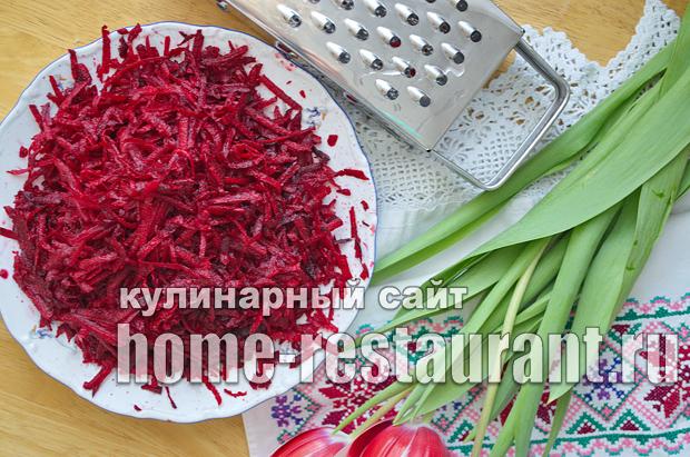 Украинский борщ рецепт классический с фото _04