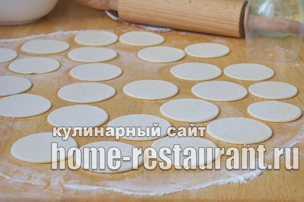 Вареники с творогом пошаговый рецепт с фото  _10
